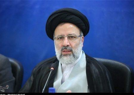 آیت الله رئیسی: در گام دوم انقلاب مردم باید اجرای عدالت را احساس کنند