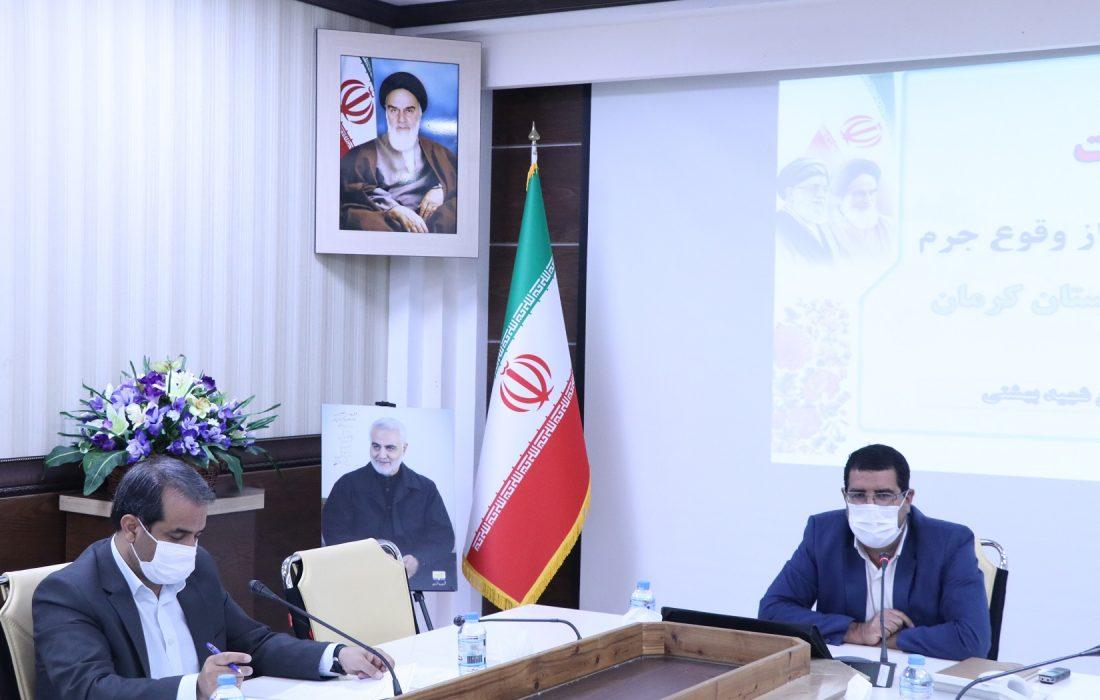 دادستانی کرمان قصور دستگاه های متولی تعیین تکلیف اماکن مخروبه را بررسی می کند