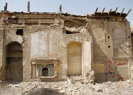 مالکین بناهای فرسوده جهت پیشگیری از آسیب ها ملک خود را تعیین تکلیف کنند