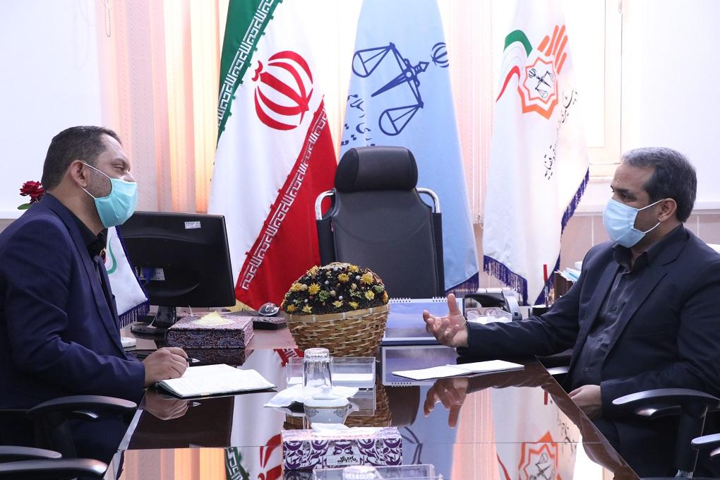 همکاری معاونت اجتماعی و پیشگیری دادگستری با قرارگاه معاضدتی-قضایی کرمان / بانک اطلاعاتی بیش از ۳۰۰ سمنِ استان تهیه شده است