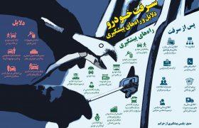 دلایل و راه های پیشگیری از سرقت خودرو