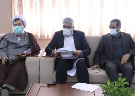 شناسایی ۱۰۱ نقطه بحرانی در معرض تصرف از سوی معاونت اجتماعی دادگستری استان کرمان در سال جاری