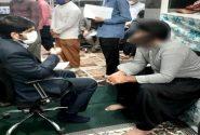 کاهش ورودی مددجویان جازموریان به زندان براساس اقدامات مصلِحانه و پیشگیرانه